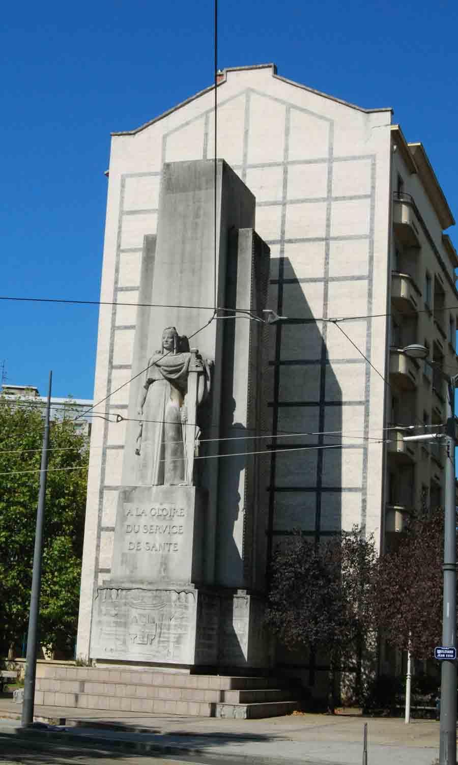 Monuments Lyon Huitieme
